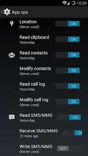 app ops android 4.4.2