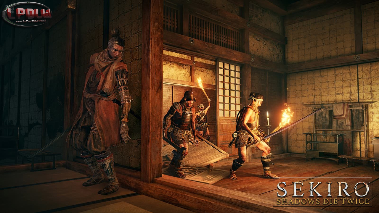 Sekiro Shadows Die Twice (PC GAME)-(2019)
