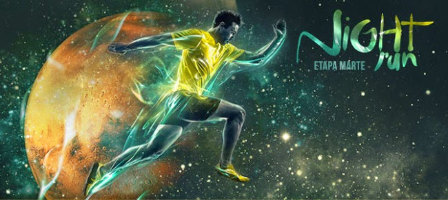 Circuito Night Run : Renovo circuito de corridas night run etapa marte