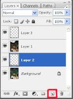membuat layer baru