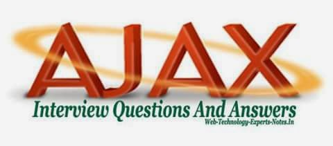 Ajax Interview Questions and Answer for Experienced