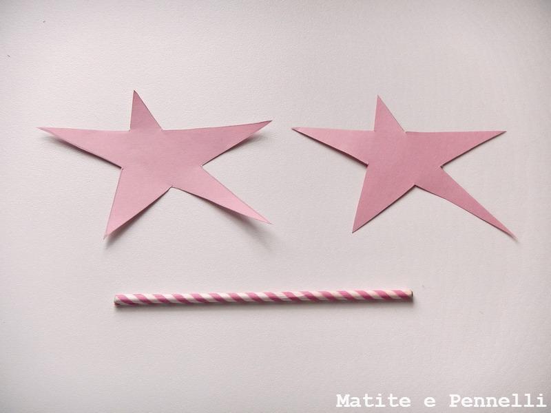 Famoso Matite e Pennelli: Tutorial:come costruire una bacchetta magica CJ12