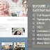 Slycore Responsive Flatstrap Blogger Template