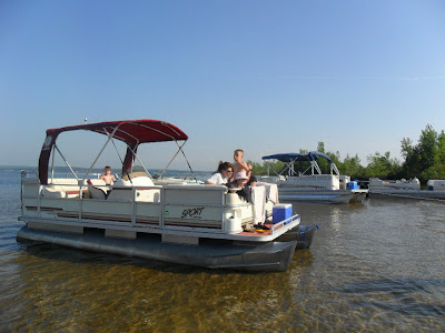 Can You Name This Pontoon Boat