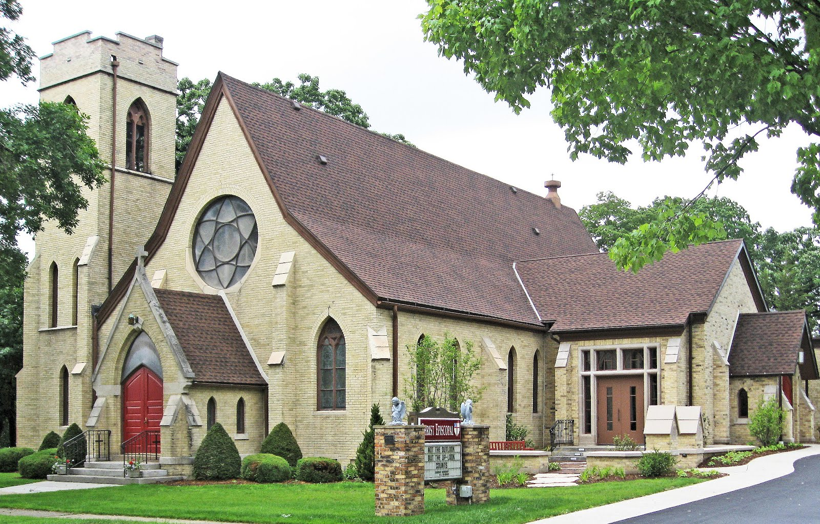 Christ Episcopal Church Welcomes You!