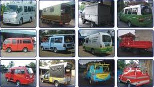 Daftar Info Rute/Trayek Angkutan Umum di Jakarta
