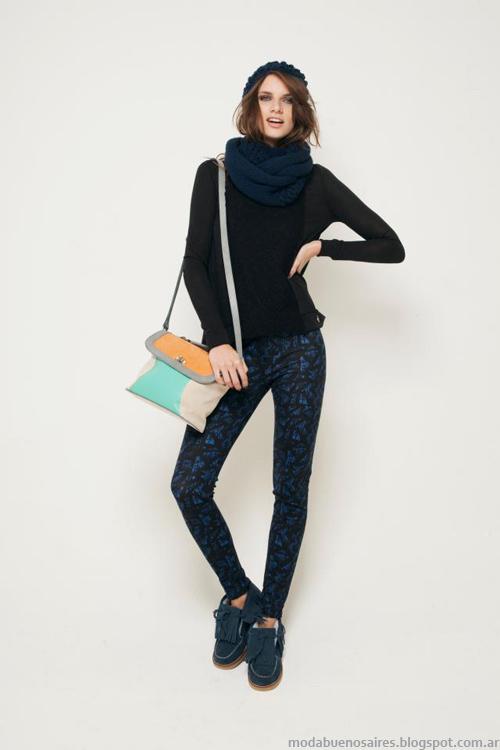 Sweaters invierno 2013 moda Orgullosa Maria