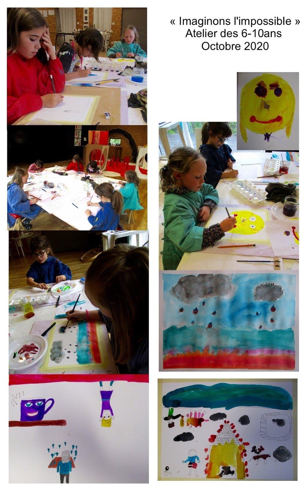 at arts plastiques oct 20 enfants
