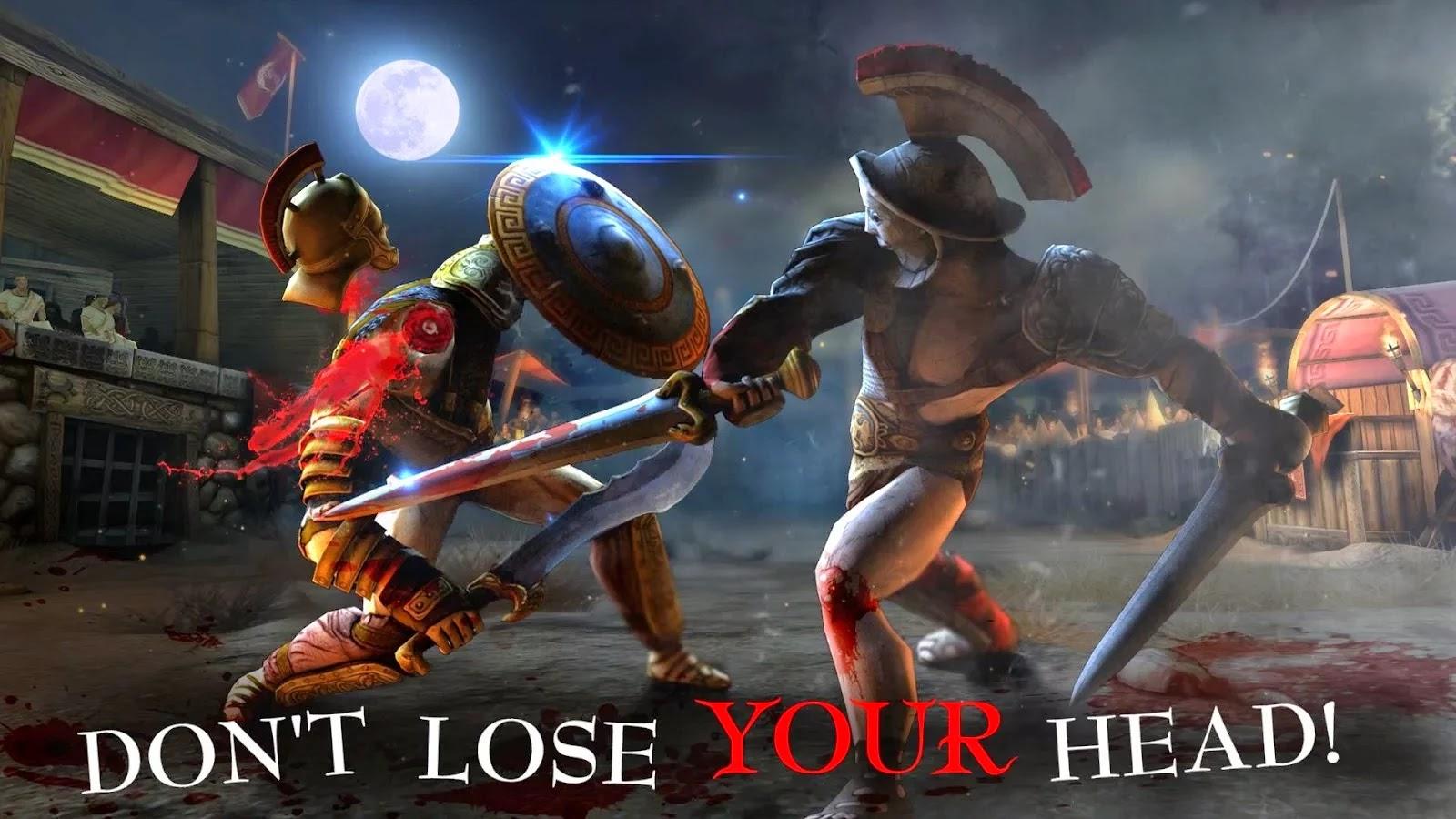 I, Gladiator v1.11.1.22830 Mod