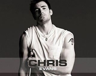 Chris Evans Wallpaper