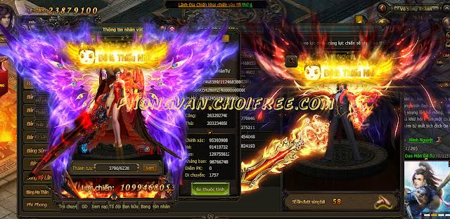 Hot: Phong Vân H70 FREE 1 TỶ KNB FULL Việt Hóa Phúc Lợi Trọn Đời Chuẩn Cày Cuốc China 2