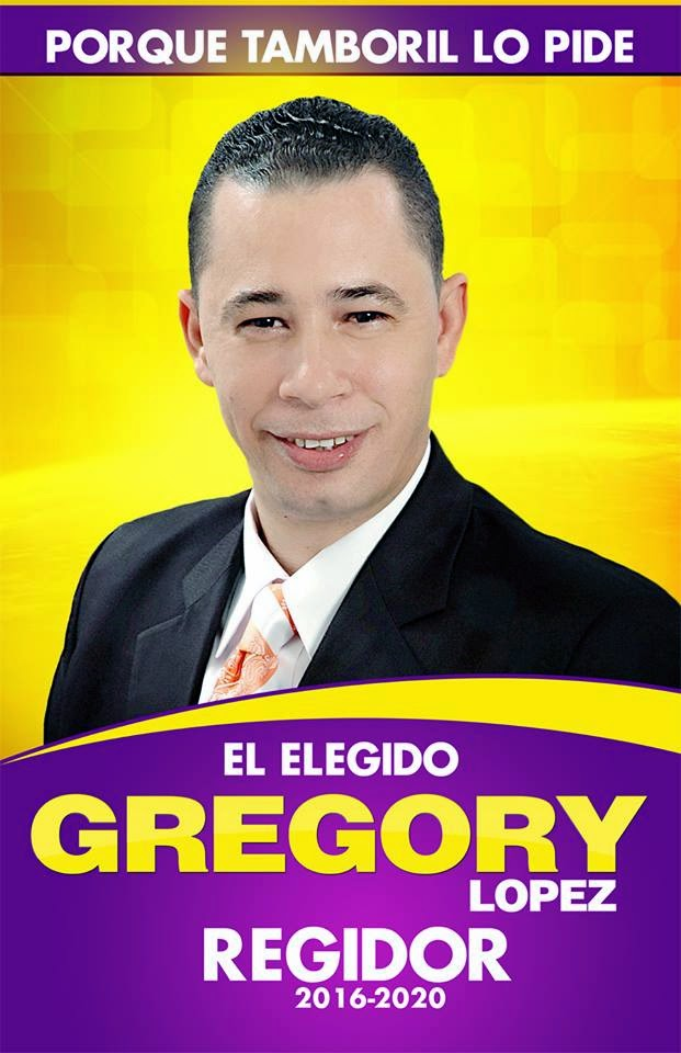 GREGORY REGIDOR 2016