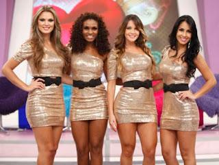 Fotos Novas Assistentes Melhor Do Brasil 2011