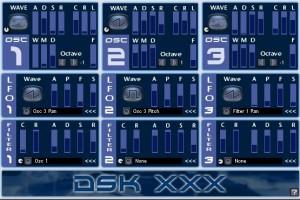 Plugin VST - DSK xXx - Sintetizador Especial