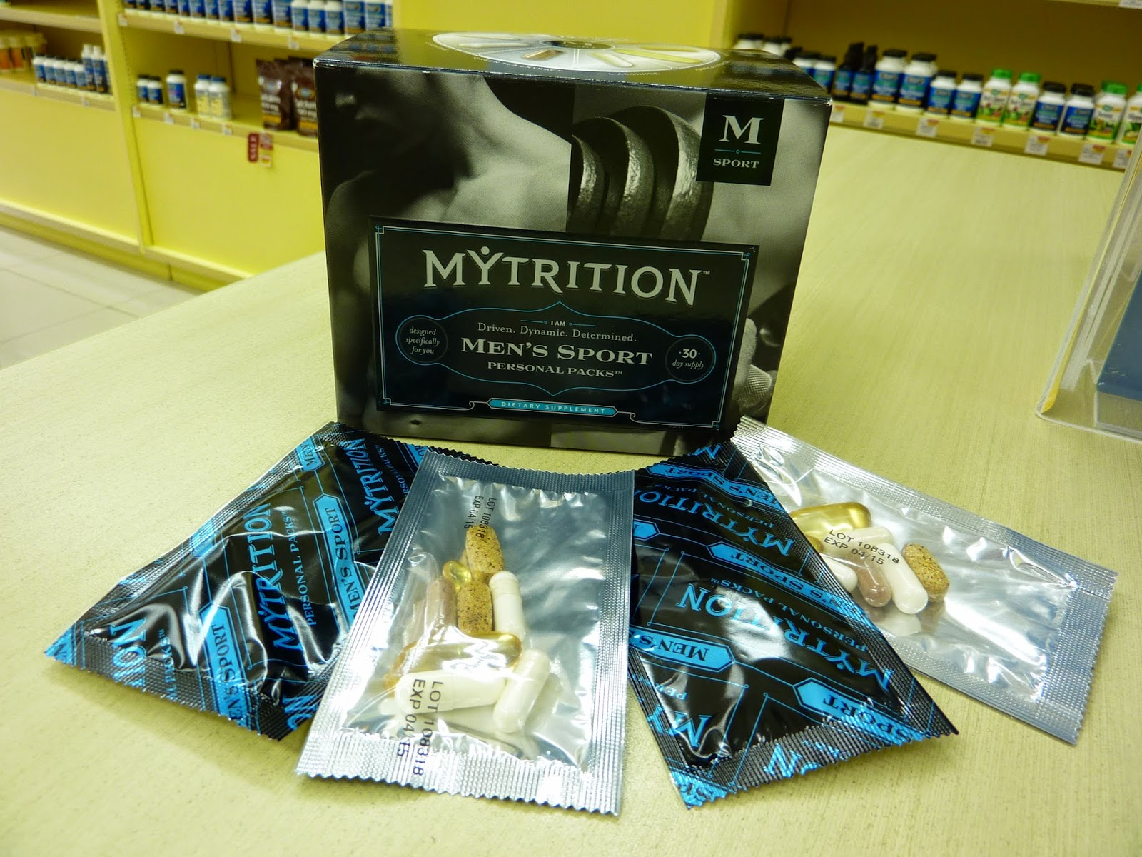 The Vitamin Shoppe MyTrition