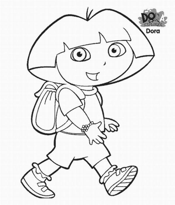 Dessin Dora