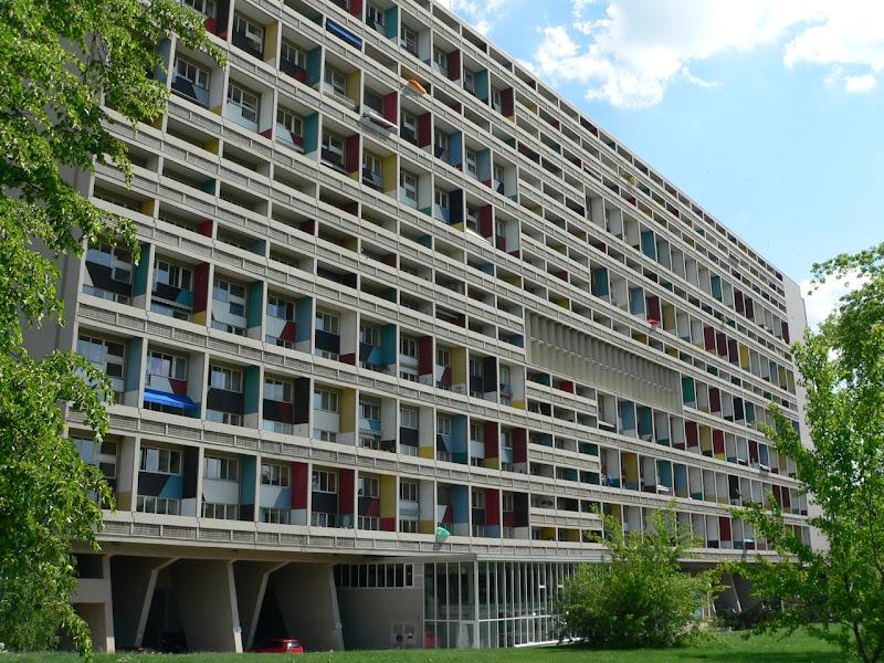 Le Corbusier : Imágenes de sus obras más emblemáticas