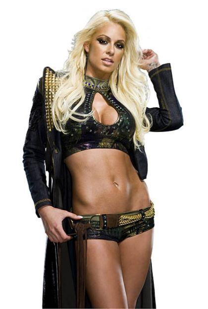 Maryse Ouellet - WWE Divas