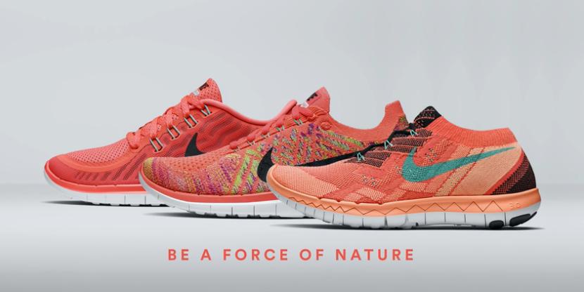 Canzone pubblicità scarpe NIKE Aprile 2015, be a force of nature