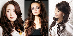model rambut panjang 2013