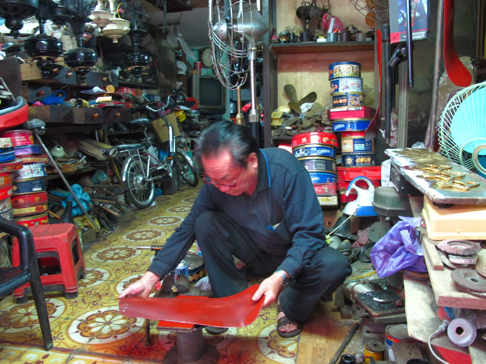 Letters From The Road--Viet Nam, Cambodia and Laos ...