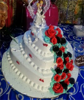 Wedding Cakes Delhi