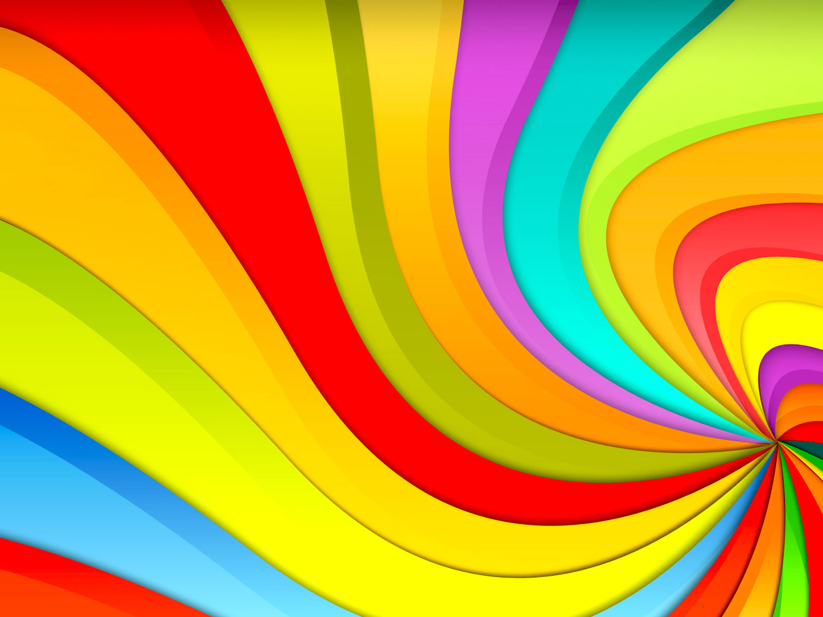 Abstract vector background colorfull lines baxkground
