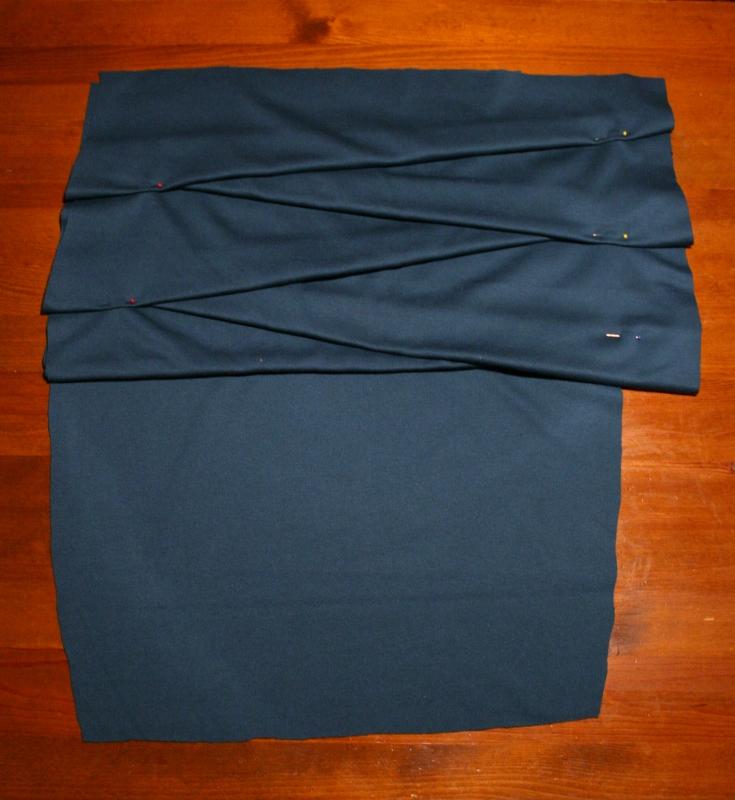 Как пошить юбку из трикотажа своими руками для начинающих