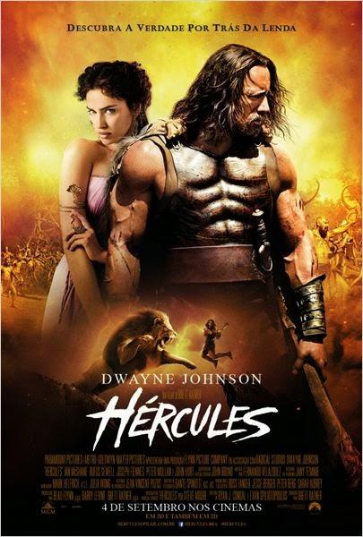 Filme Hércules 2014 Dublado AVI BDRip