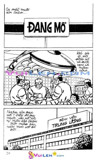 Jindodinho - Đường Dẫn Đến Khung Thành III  Tập 38 page 20 Congtruyen24h