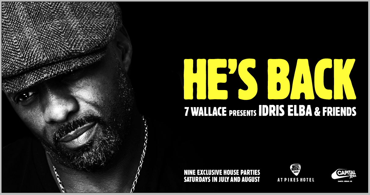 Idris Elba 7 Wallace Ibiza Rocks House