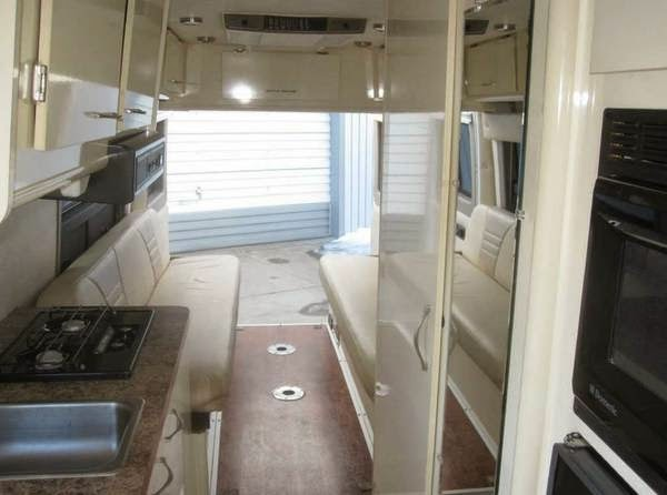 Used RVs 2006 Mercedes-Benz Vista Cruiser Class B For Sale ...