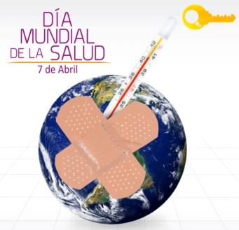 Imagen por el Día Mundial de la Salud