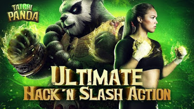 Taichi Panda v2.8 Apk (Ultimate Hack'n Slash Action) Android