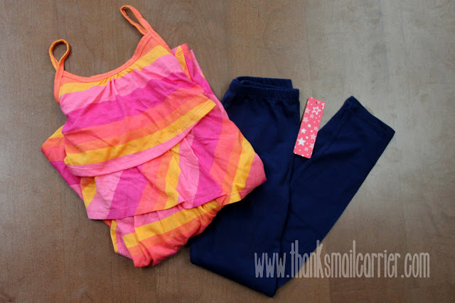FabKids Navy Sunset Outfit