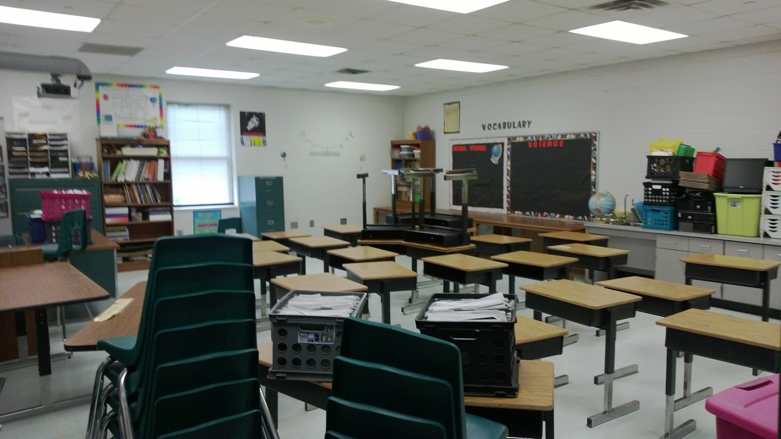 Classroom Setup Ideas ~ Creative ideas for the upper elementary classroom
