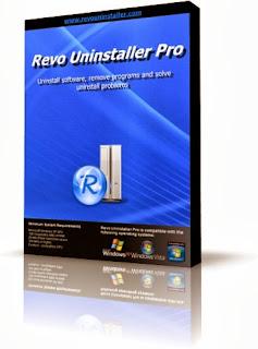 برنامج حذف البرامج وتنظيف الجهاز Revo Uninstaller Pro