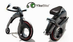 Yikebike basikal bandar ~ All About Outdoor