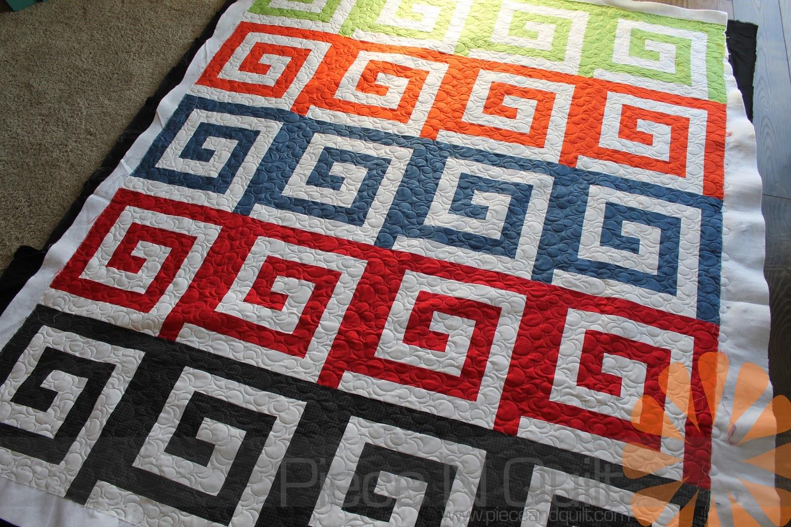 Piece N Quilt: Twisty - Modern One-Block Quilts : one block quilt - Adamdwight.com
