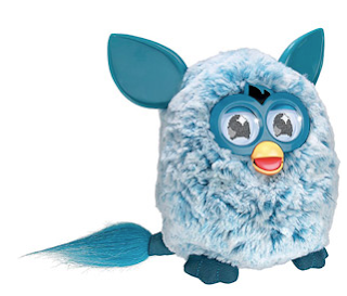 HD christmas 2012 furby toys