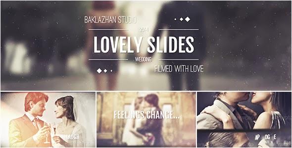VideoHive Lovely Slides