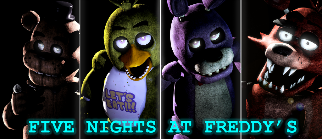 five night at freddys plonga