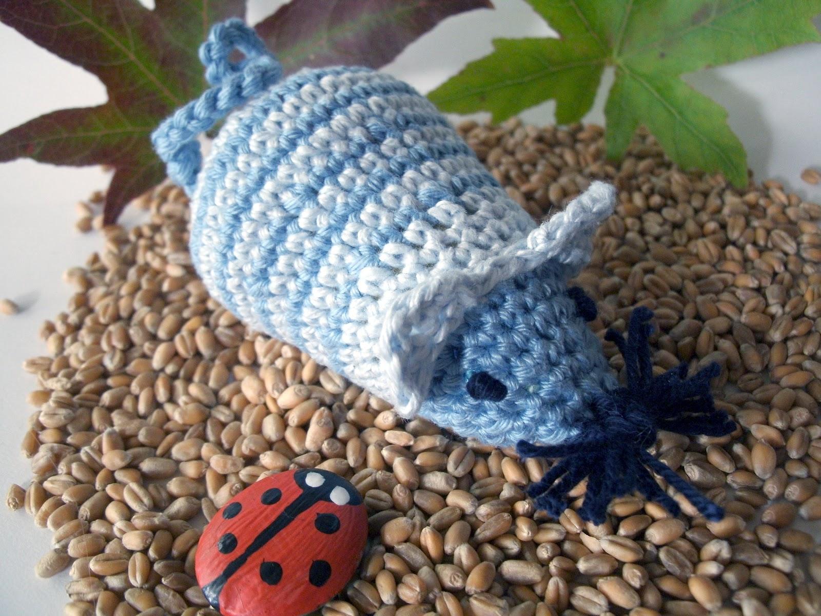 kochloeffel-und-nadelkissen: Ringelmäuschen Katzenspielzeug