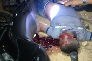 Homem de 35 anos morre após acidente de moto no interior da Paraíba