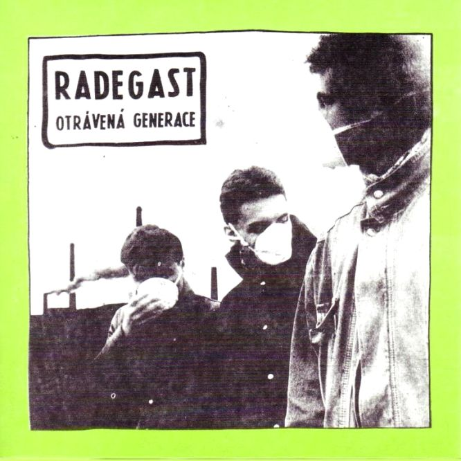 RADEGAST - Otravena Generace  CD