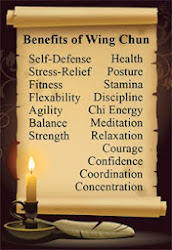 Benefits of Wing Chun