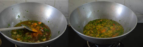 Vendhaya Keerai Sambar-Methi Leaves Sambar-Methi Recipes