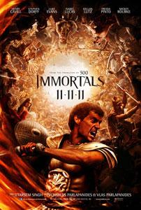Poster de Immortals