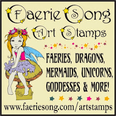 Faerie Song Art Stamps