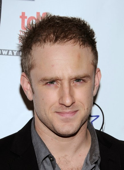 Ben Foster Buzzcut Hairstyle